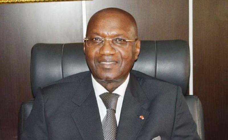 Pascal Kouakou Abinan, ministre de l'Emploi et de la Protection sociale. (DR)