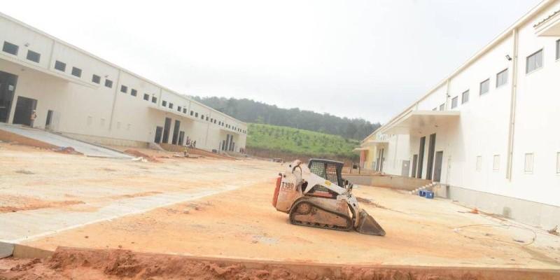 Une vue d'un chantier du groupe ABD. (DR)