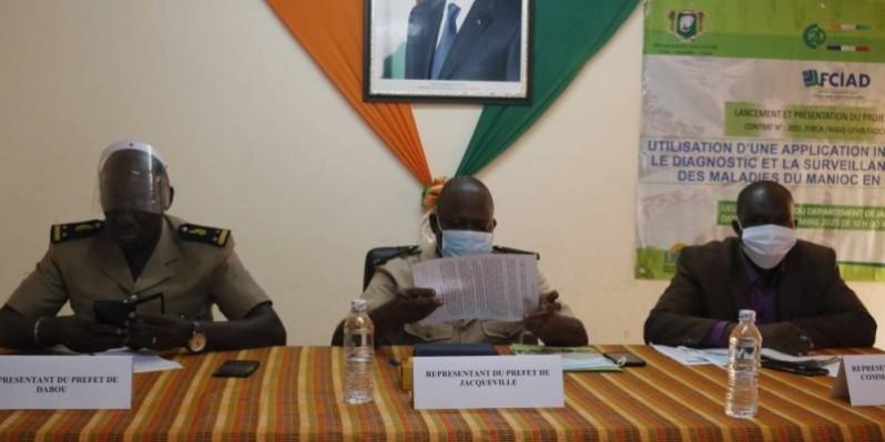 Les autorités de la région ont pris part à la rencontre. (DR)