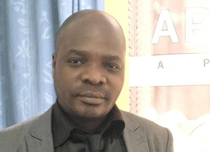 Wenceslas Assohou, Pca de l'Ong Acat- Ci. (DR)