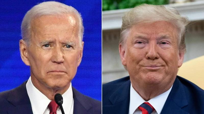 « Pour la première fois dans l'histoire d'une élection présidentielle américaine, un président est en quarantaine », souligne la journaliste. (Dr)