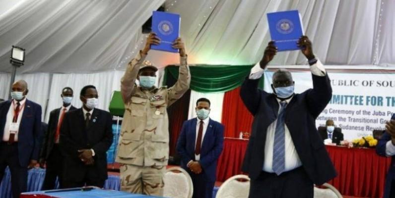 L'accord de paix historique vient mettre fin à 17 ans d'une guerre meurtrière. (DR)