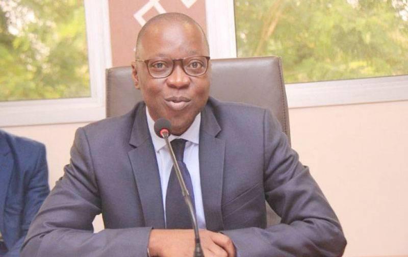 Le ministre Amadou Koné a annoncé l'application effective du décret portant statut des dockers. (DR)
