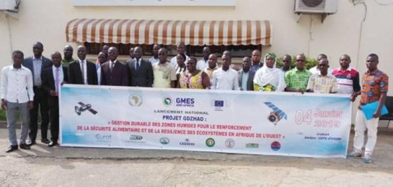 Des participants engagés pour la conservation et l'utilisation rationnelle des zones humides. (DR)