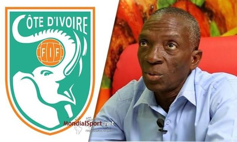 Koné Tiégbé, Dtn de la Fif. (DR)