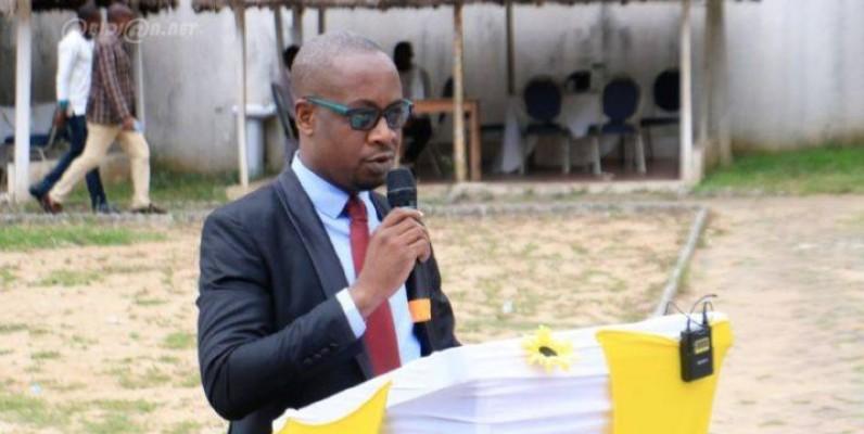 Le Super Ebony Serge Koléa et son équipe ont décidé de parcourir le pays pour prêcher la paix. (DR)