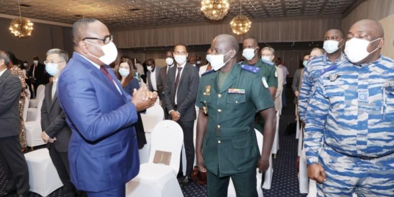 Les forces de sécurité et de défense prêtes à sécuriser le scrutin. (DR)