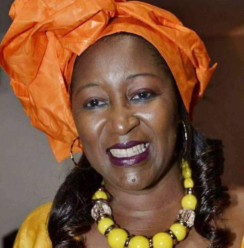 Désirée DJOMAND, Présidente du Conseil d'Administration de la Plateforme Mondiale des Femmes Entreprenantes. (DR)