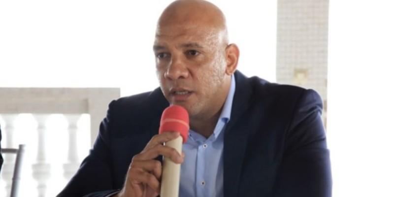 Aboubacar Karaboué, président de la Fihb. (DR)