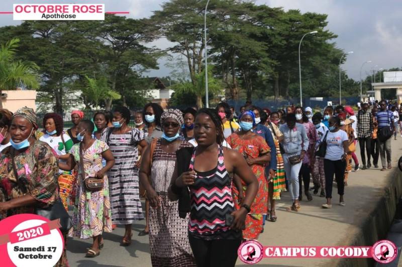 Les femmes en marche