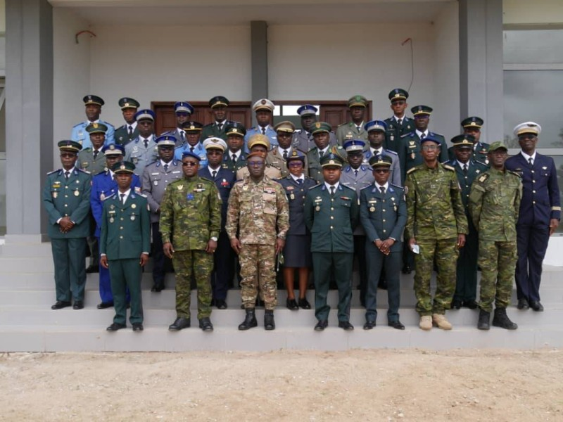 2ème Cours d'études de défense, le 15 octobre à Zambakro