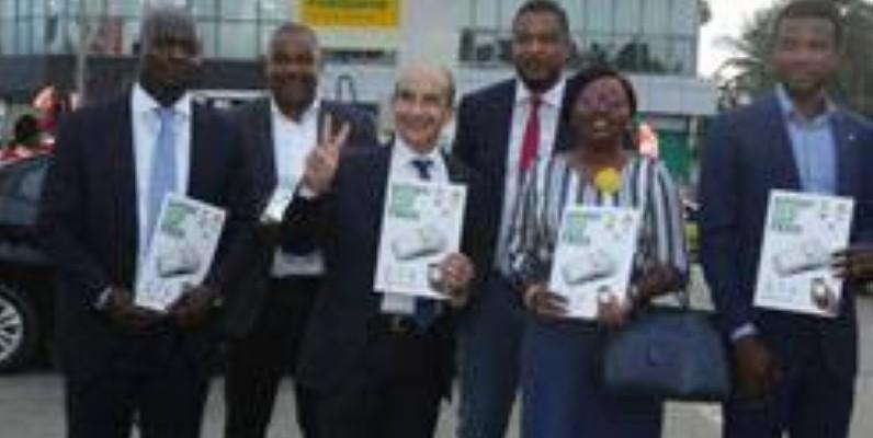 Les partenaires au projet ont exprimé leur joie de contribuer à faire de l'inclusion financière une réalité en Côte d'Ivoire.