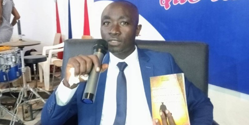 Pr Arsène Kouamé Gboko, auteur de l'ouvrage.(DR)