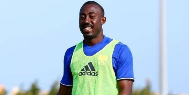 L'international ivoirien Serge Aka Arnaud. (Dr)