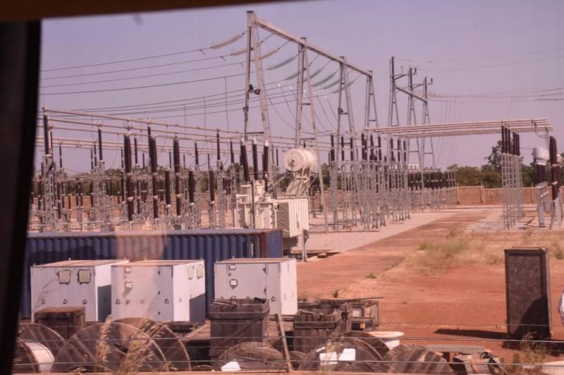 La centrale de Zagtouli au Burkina Faso. (Dr)