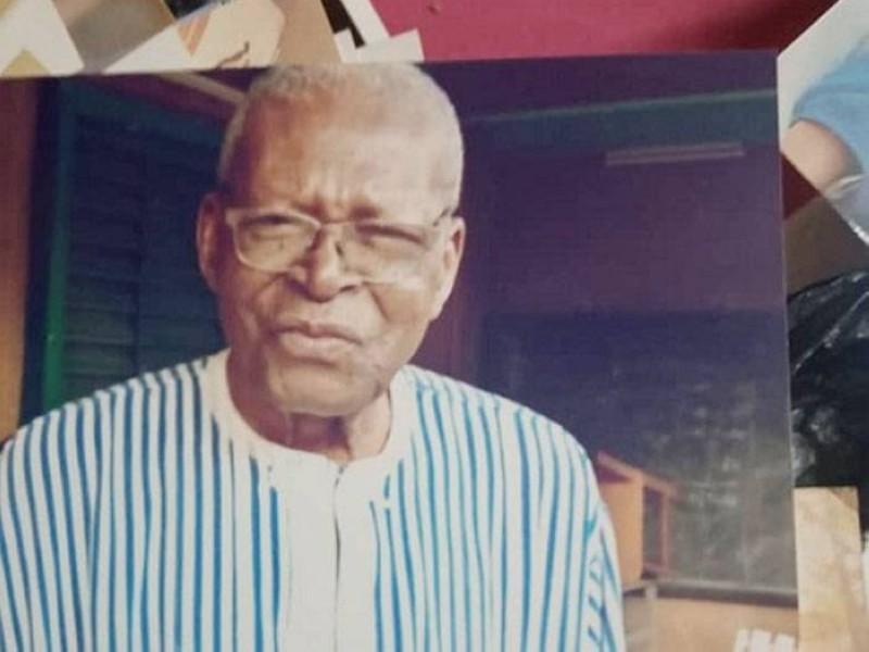 Bila Charles Kaboré, le père du Président du Faso est décédé. (Dr)