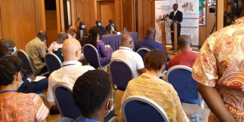 La presse nationale et internationale a répondu présent à la conférence de lancement (DR)