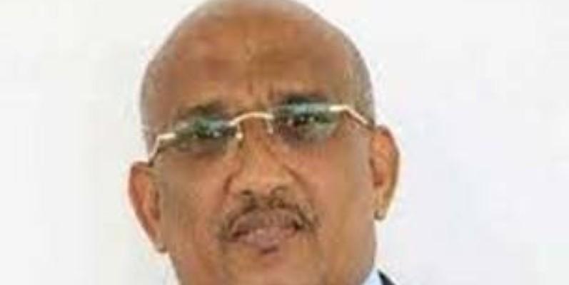 Son Excellence Monsieur Dileita Mohamed Dileita, Chef de  mission de l'Union Africaine.