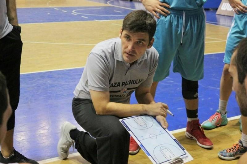 Le Serbo-Slovène Dejan Prokic, nouveau directeur technique national de basketball. (Dr)