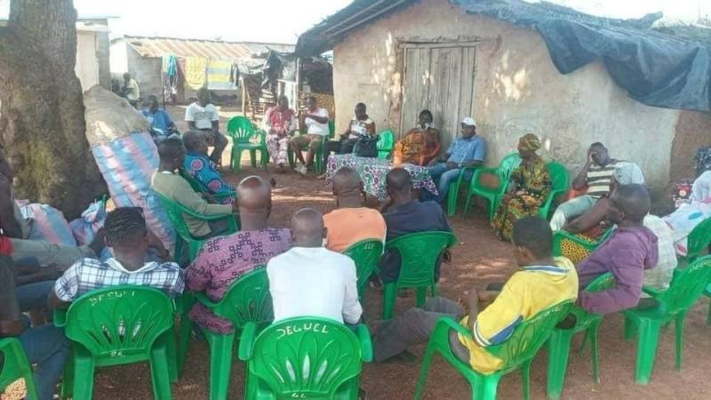 Mme Ouassia a rencontré les chefs de 15 villages et campements sur l'axe Buyo-Issia.