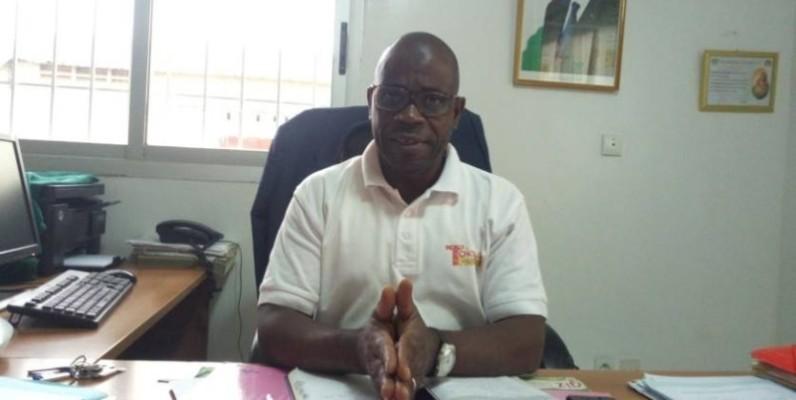 Dembelé Vamara, directeur régional de l'Agriculture et du Développement rural. (Dr)