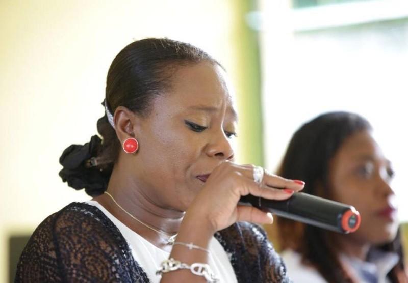 Gouza Nahounou, Présidente de l'association Idées De Paix-ID2P