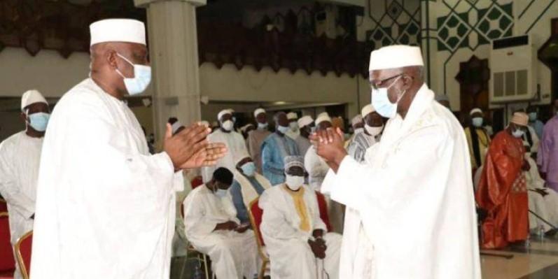 La commémoration a été rehaussée par la présence du Premier ministre Hamed Bakayoko, représentant le Chef de l'État et du ministre de la Sécurité, Vagondo Diomandé. (Honoré Bosson)