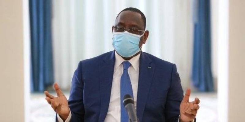 Macky Sall, Président du Sénégal (DR)