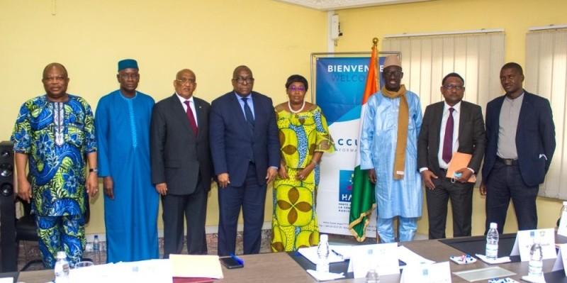 Plusieurs experts apportent leur soutien pour des élections apaisées en Côte d'Ivoire. (photo Dr)