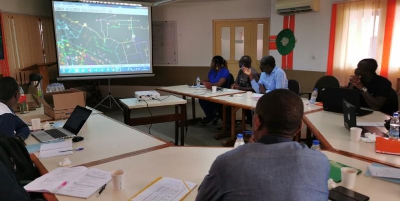 Les participants lors de la formation à Abidjan. (DR)