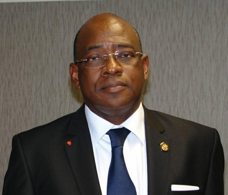 SEM Mamadou Haïdara, Ambassadeur de Côte d'Ivoire aux Etats-Unis d'Amérique