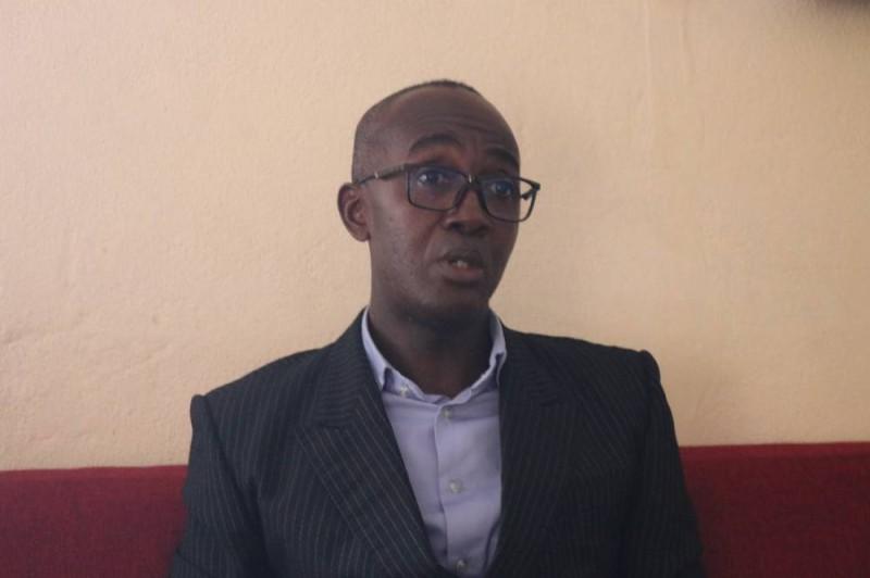 Akadjé Séraphin appelle tous les ivoiriens à aller voter le 31 octobre 2020 (Bavane)