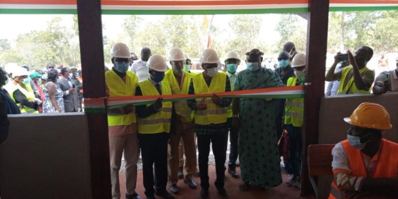 Le projet chantier-école de Yao-Amoinkro, est le 10e à ouvrir. (DR)