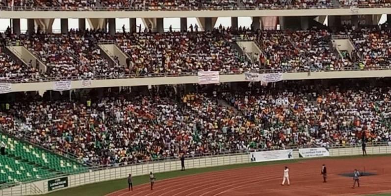 Le stade d'Ebimpé a été inauguré le 3 octobre dernier (DR)