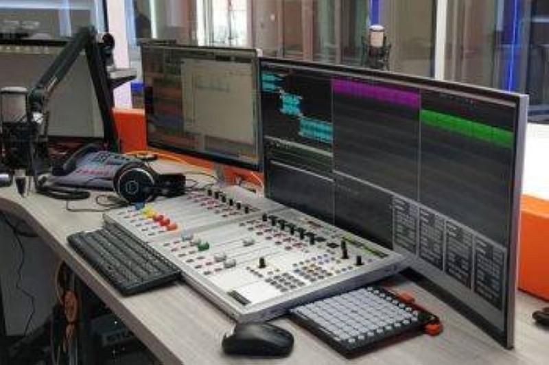 Une station de radio. (DR)