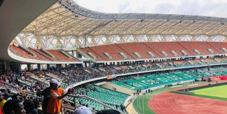 Le stade d'Ebimpé va accueillir sa première rencontre internationale le 12 novembre. (Dr)
