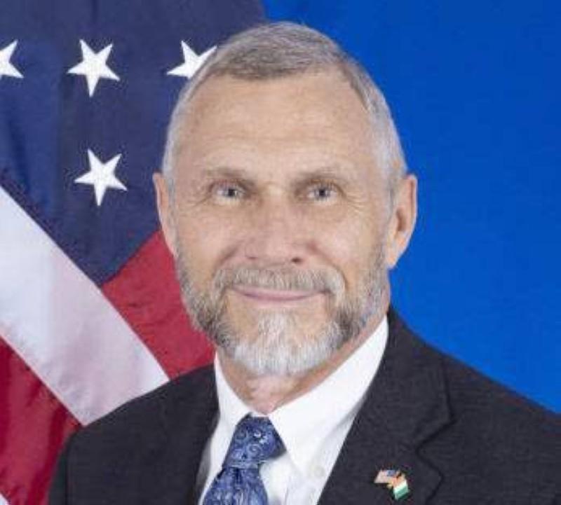 L'ambassadeur des Etats-Unis en Côte d'Ivoire, Richard Bell. (Dr)