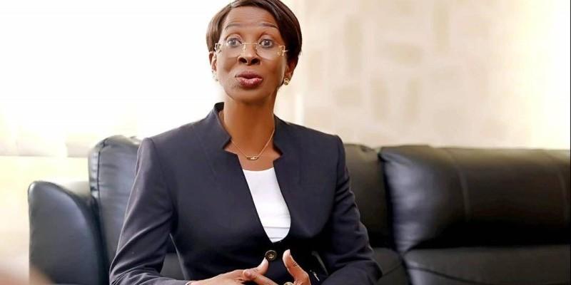 Pr Bakayoko-Ly Ramata, ministre de la femme, de la famille et de l'enfant. (DR)
