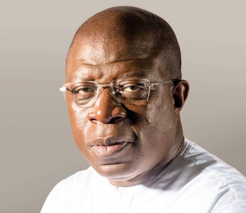 Ousmane Bamba, Conseiller spécial du Président du Libéria par ailleurs président de la Fondation « Zéro Hernie dans le Tchewi ». (DR)