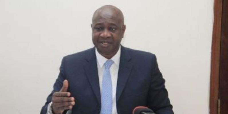 Dr Tanoh Méa, Directeur-coordonnateur du Programme national de lutte contre le paludisme. (Dr)