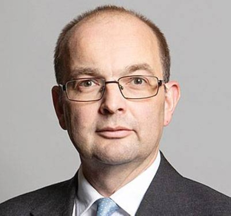 James Duddridge, ministre britannique en charge des Affaires africaines. (Dr)