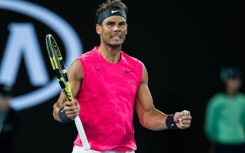 L'Espagnol Rafael Nadal, le champion de tennis. (Dr)