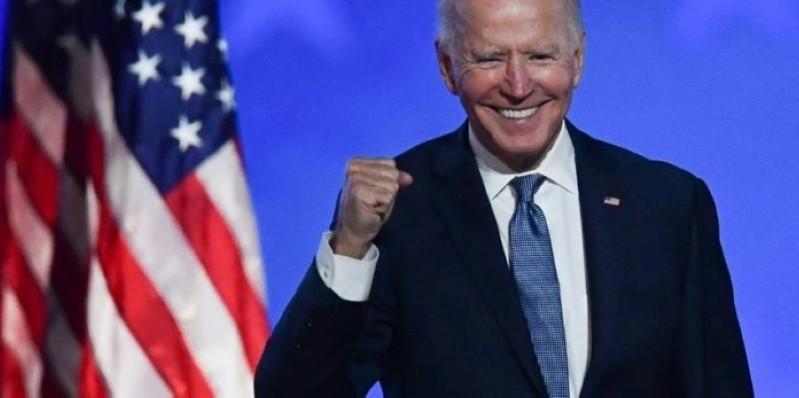 Le candidat démocrate Joe Biden a été élu 46e Président des États-Unis. (Dr)