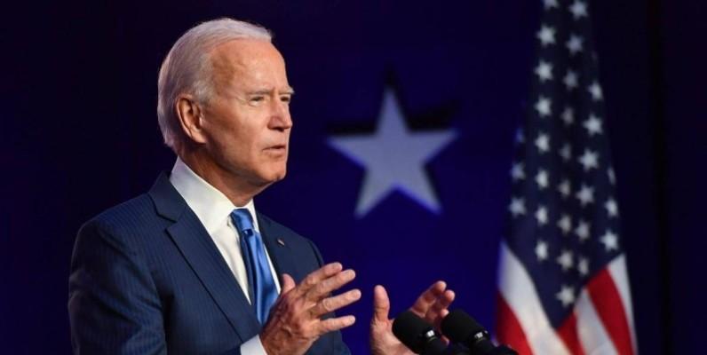 Joe Biden promet d'être le Président pour tous les Américains. (Dr)