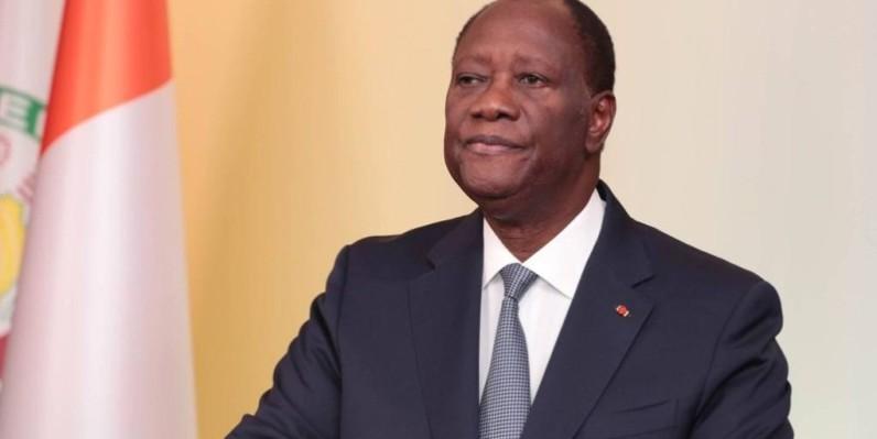 Alassane Ouattara, Président de la République de Côte d'Ivoire.(DR)