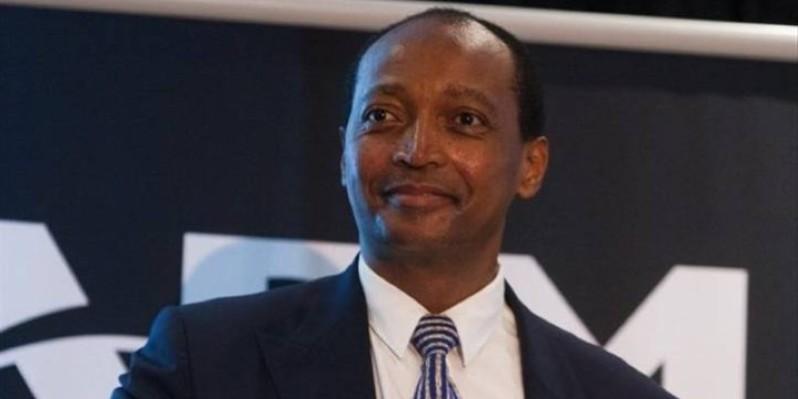 Patrice-Motsepe, candidat à la présidence de la Caf. (DR)