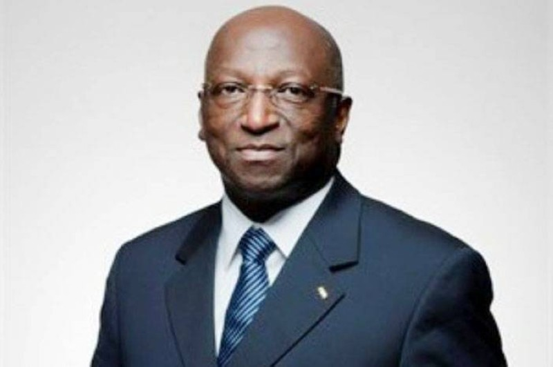 Jacques Anouma, candidat à la présidence de la CAF. (Dr)