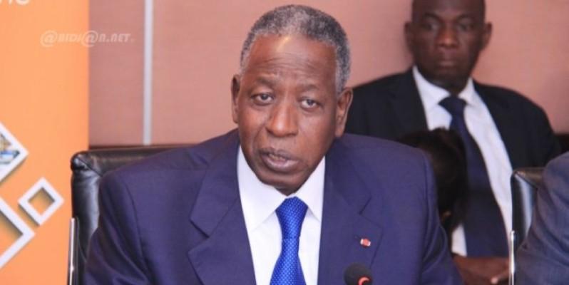 Adama Toungara, Médiateur de la République. (Dr)