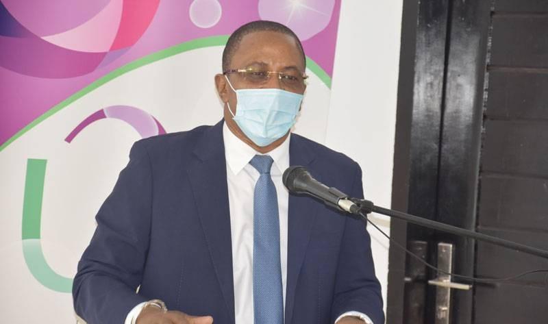 Dr Sangaré Yaya, secrétaire exécutif du Pasres, parrain de la rencontre. (Dr)