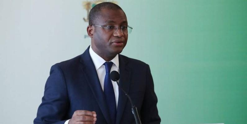 Sidi Touré, ministre de la Communication et des Médias, porte-parole du gouvernement. (DR)